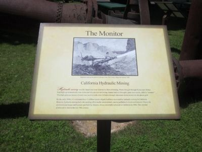 The Monitor Marker image. Click for full size.