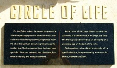 Circle of Life Marker image. Click for full size.