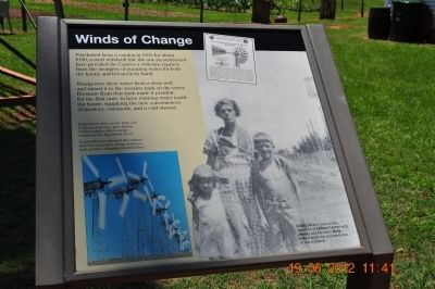 Winds of Change Marker image. Click for full size.