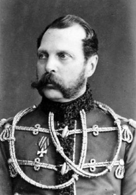 "Emperor Alexander II - ""The Tsar Liberator"" Photo, Click for full size"