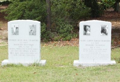 The Crawfords Memorial Marker image. Click for full size.