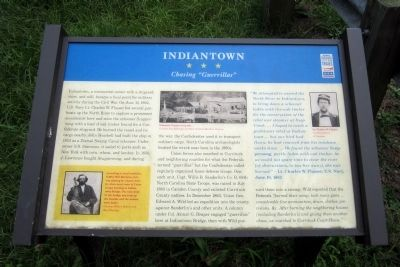Indiantown CWT Marker image. Click for full size.