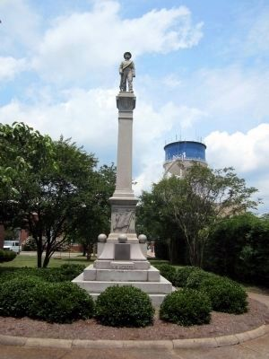 Elizabeth City Confederate Monument image. Click for full size.