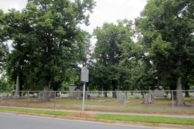 Hollywood Cemetery image. Click for full size.