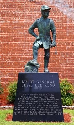 Major General Jesse Lee Reno Photo, Click for full size
