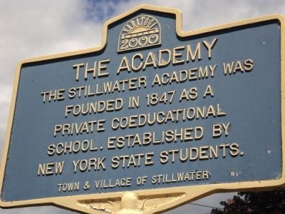 The Academy Marker Photo, Click for full size