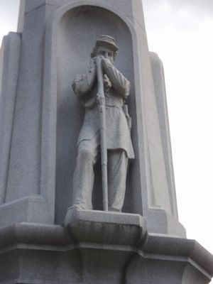 Monument Detail (Right Side) image. Click for full size.