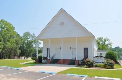 Sand Hill Missionary Baptist Church image. Click for full size.