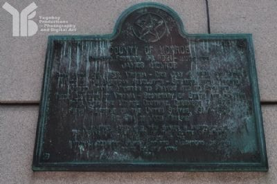 County of Monroe Marker Photo, Click for full size