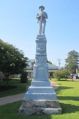 Tyrrell County Confederate Monument (side 1) image. Click for full size.