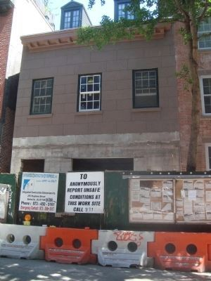 Chumley's (under renovation) Photo, Click for full size