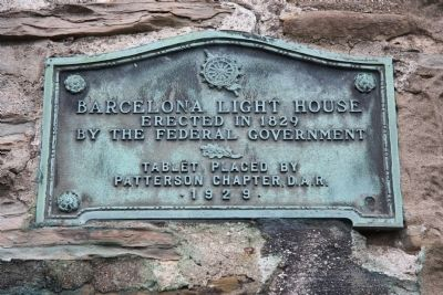 Barcelona Light House Marker image. Click for full size.