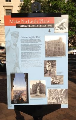 Preserving the Past Marker image. Click for full size.