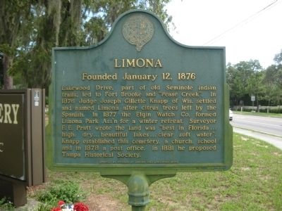Limona Marker image. Click for full size.