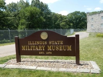 Illinois State Military Museum image. Click for full size.