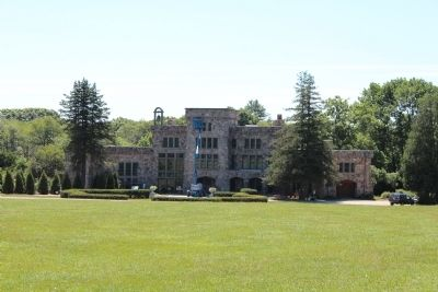 Ames Mansion image. Click for full size.