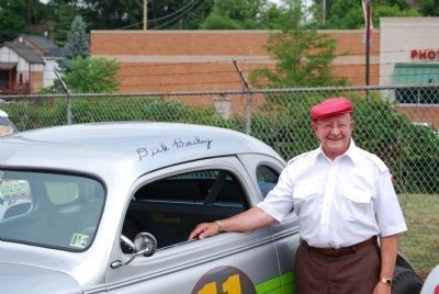 Former Driver Dick Bailey Photo, Click for full size