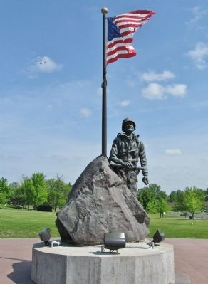 Honoring All Veterans Memorial Photo, Click for full size