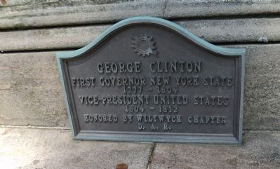George Clinton Marker image. Click for full size.