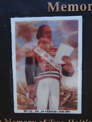 Toussaint louverture Photo, Click for full size