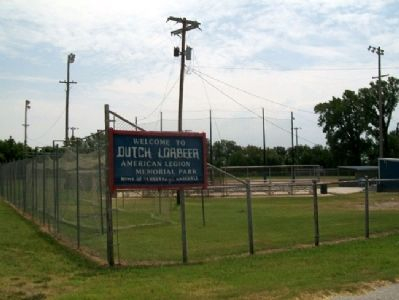 Dutch Lorbeer Ballpark Photo, Click for full size