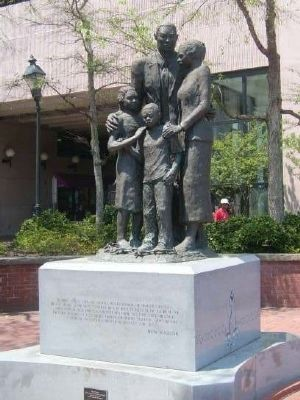 African American Monument image. Click for full size.