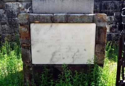 Gov. Troup's Tomb image. Click for full size.
