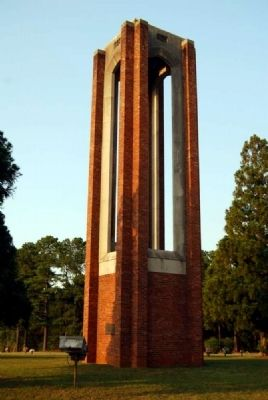 New Silver Brook Chimes Tower image. Click for full size.