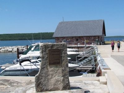Dock Marker and Hardy Gallery image. Click for full size.