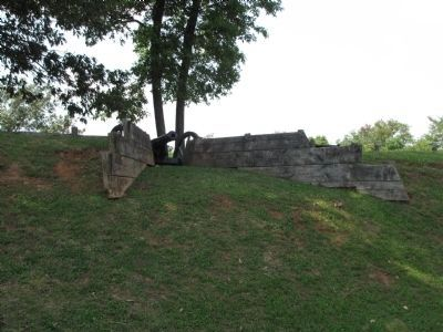 Fort Williams cannon Photo, Click for full size