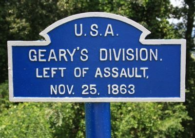 Geary's Division Marker image. Click for full size.