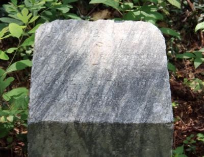 10th Missouri Infantry Marker Photo, Click for full size