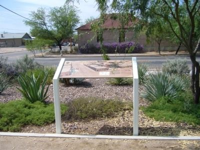 One Story from the Barrio Viejo Marker Photo, Click for full size