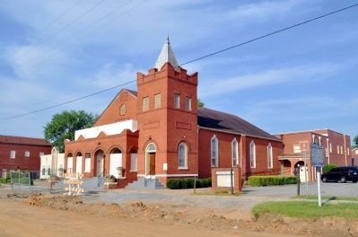 Friendship Baptist Church image. Click for full size.