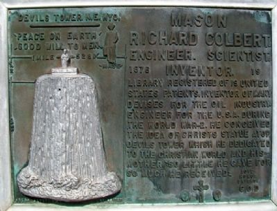 Richard Colbert Mason Marker Photo, Click for full size