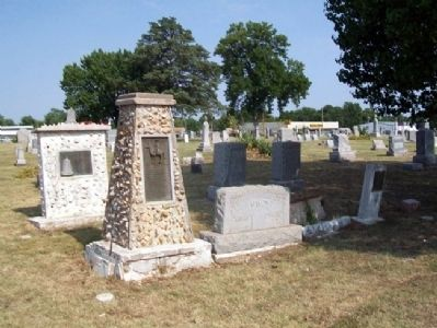 Captain Richard C. Mason Family Plot Photo, Click for full size