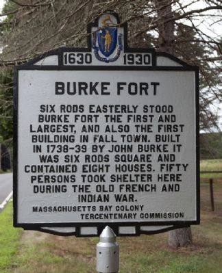 Burke Fort Photo, Click for full size