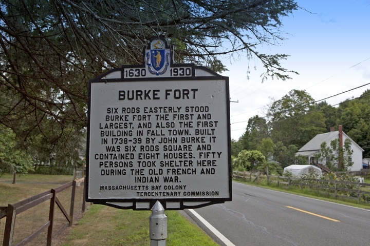 Burke Fort from Route 5- Brattleboro Road (South)