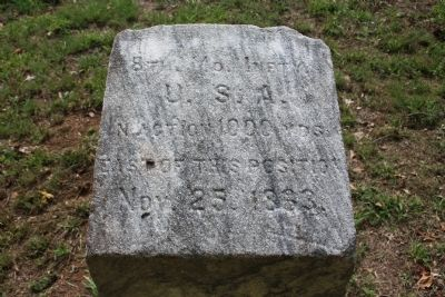 8th Missouri Infantry Marker Photo, Click for full size