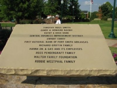 Bass Reeves - Donor Contribution Marker #4 image. Click for full size.