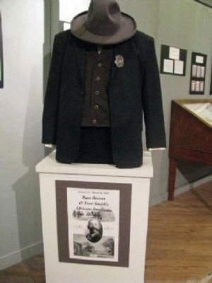 Deputy U.S. Marshal Bass Reeves Display Photo, Click for full size