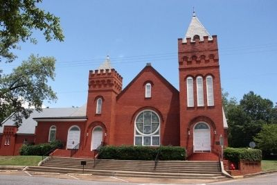 First United Methodist Church Photo, Click for full size