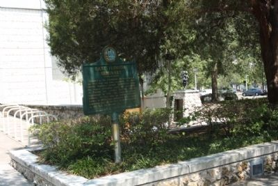East Florida Seminary Marker Photo, Click for full size
