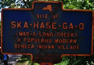 Ska-Hase-Ga-O Marker Photo, Click for full size