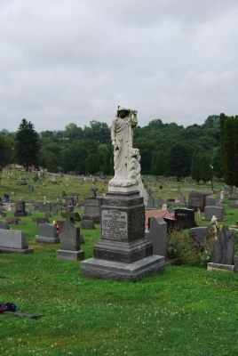 Fannie Sellins Memorial image. Click for full size.