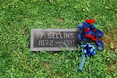 Fannie Sellins Grave Marker image. Click for full size.