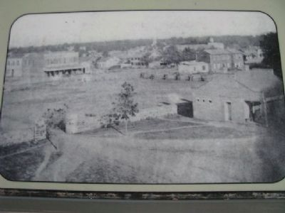 The Guardhouse, 1849-1871 Marker Photo, Click for full size