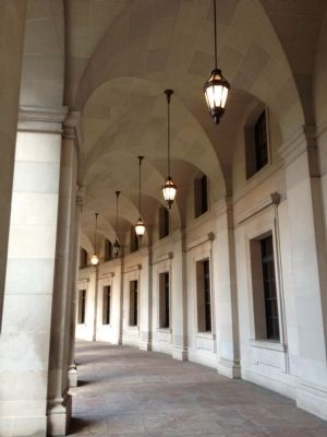 Archways of the Arcade Photo, Click for full size