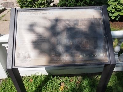 The Mariner's Home Marker Photo, Click for full size