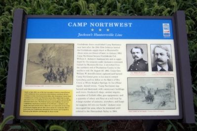 Camp Northwest CWT Marker image. Click for full size.